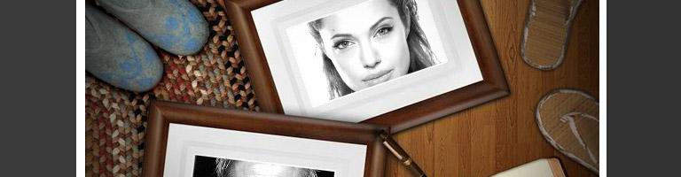 Fotogrāfiju pārveidošana - Pizap.com