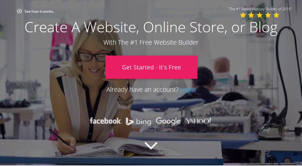 Webstarts mājas lapu izveide