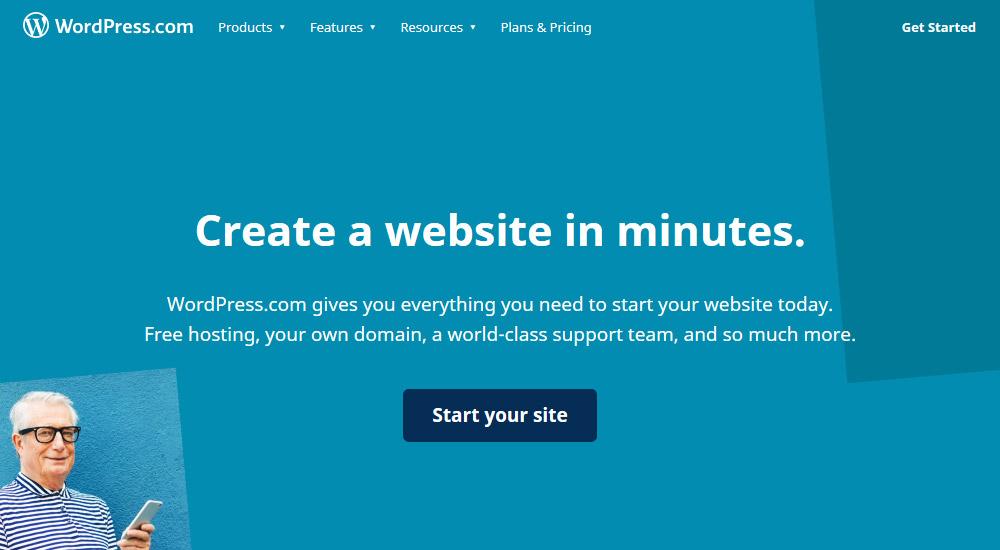 Bezmaksas mājas lapu izstrāde ar WordPress
