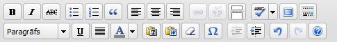 Wordpress TinyMCE vizuālais redaktors pēc noklusējuma