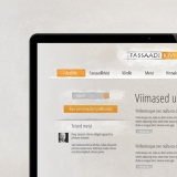 Fassaadi kivi website design