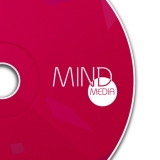 Mind Media website design