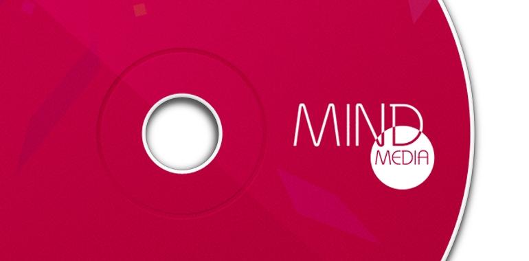 Mind Media website design