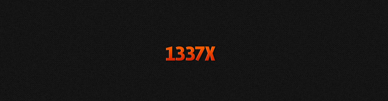 Top torrents 1337x
