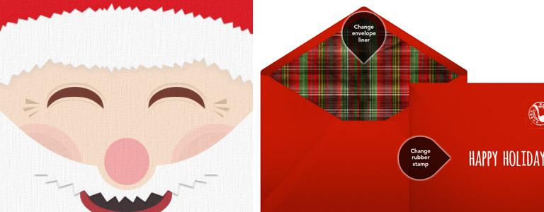 Top 12 mājas lapas, kurās var nosūtīt skaistas Ziemassvētku apsveikumu kartiņas