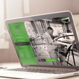 Carport mājas lapas dizains un izstrāde