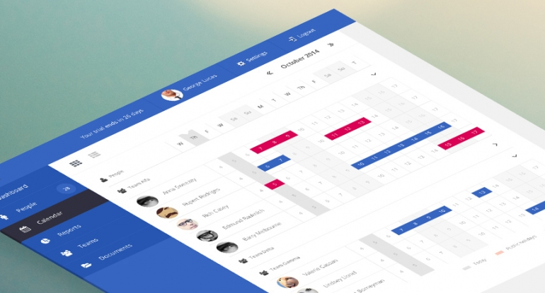Cake.hr application responsive design development