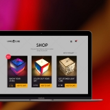Uniqcube – adaptive e-commerce website store development