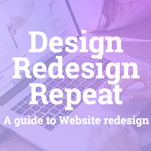 Where and how to start a website redesign project?