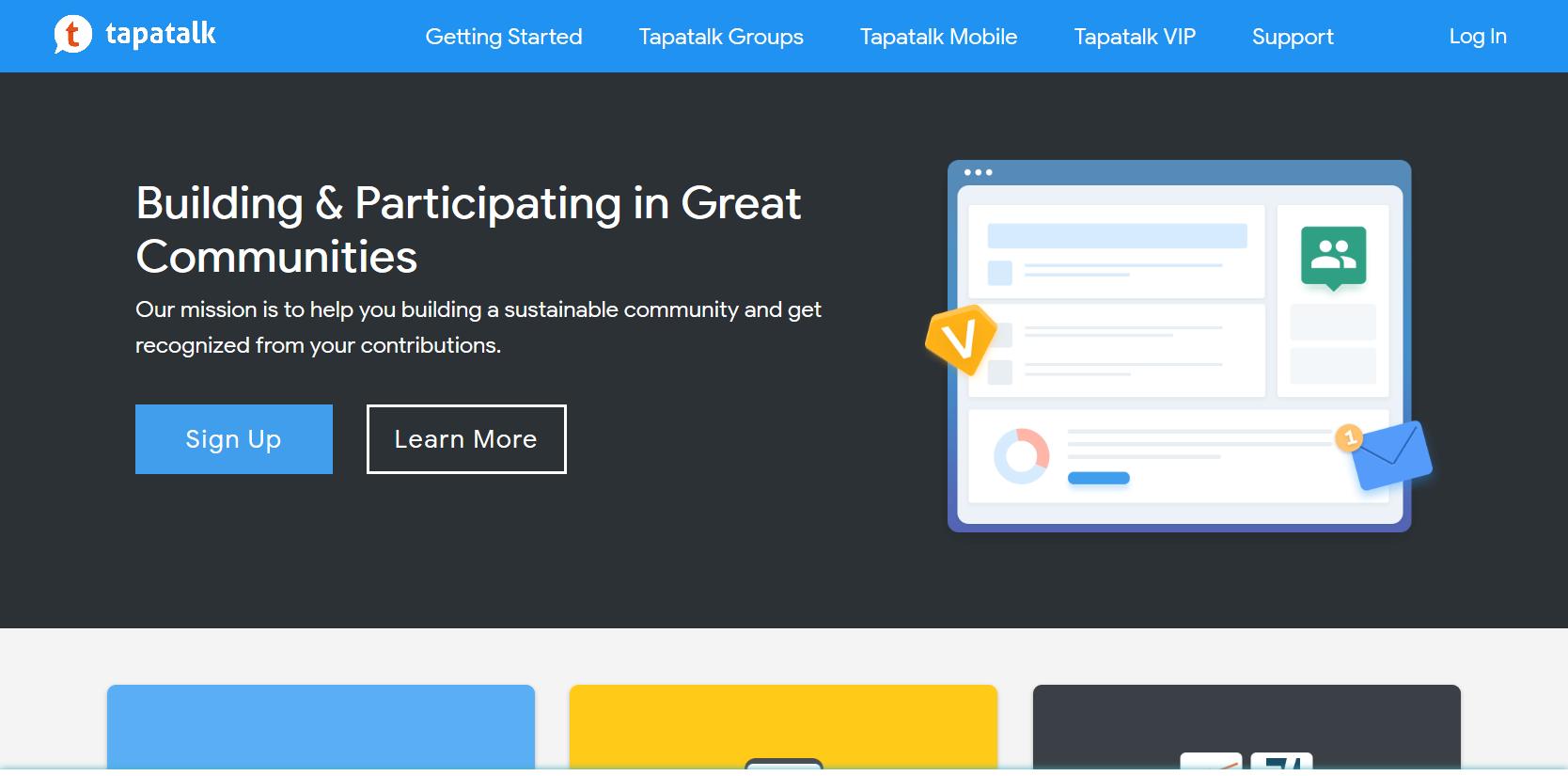 Izveido savu forumu ar Tapatalk